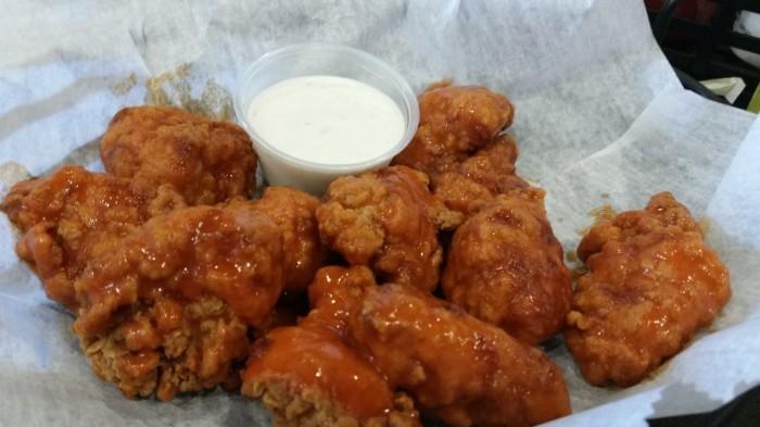 19. Wild Bill's Wings & Bowling, North Platte