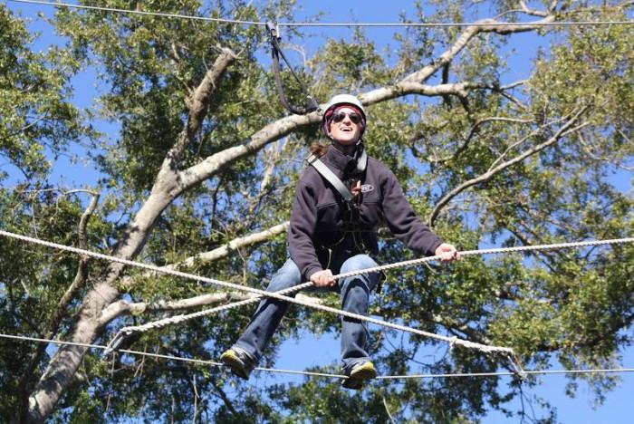 2. Wild Blue Ropes - Charleston, SC