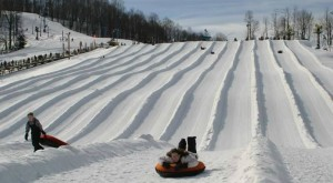 Here Are the 8 Best Places To Go Sled Riding In West Virginia This Winter