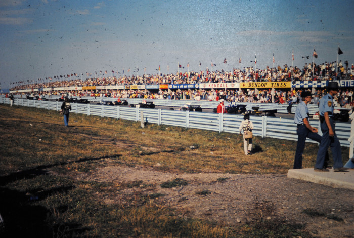 6. Pictured during one of its most popular years, here you can see Watkins Glen International.