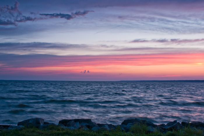 1. Sylvan Beach