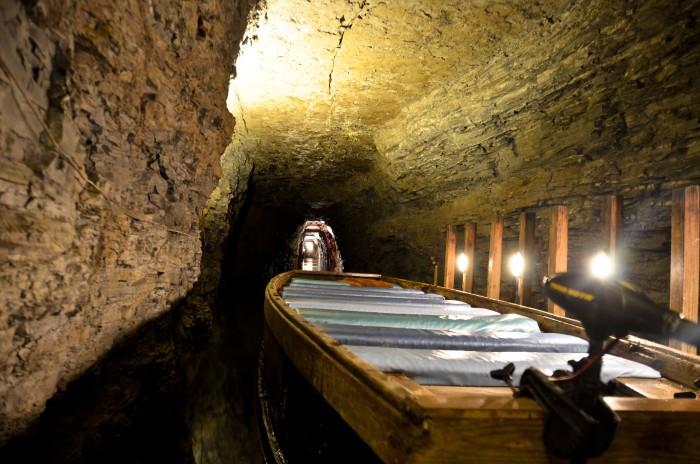 1. Lockport Caves