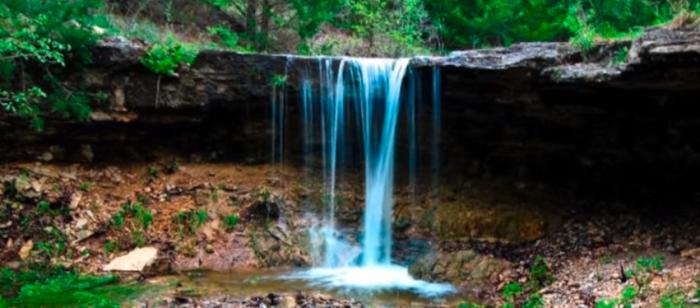 1. Alcove Springs (Blue Rapids)