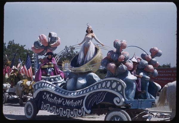 5. The Ringling Circus came to Chicago in 1951.