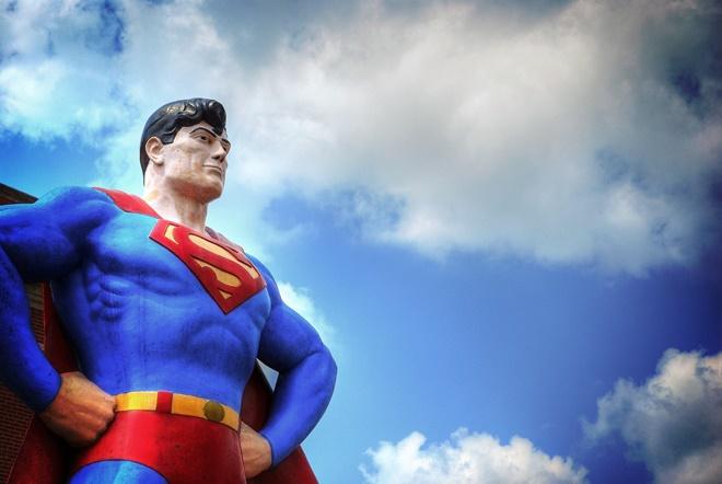9. Superman's home is Metropolis, Illinois.
