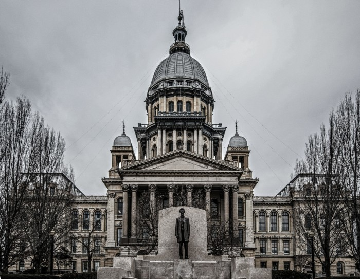 1. Visit the capitol building.