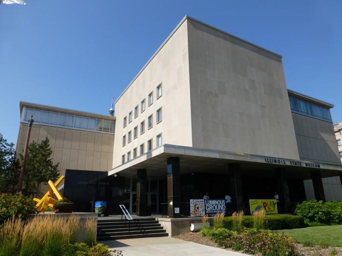 4. Tour the Illinois State Museum.