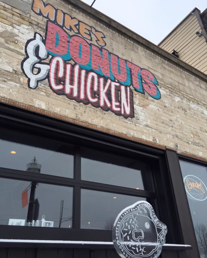 10. Mike's Donuts and Chicken
