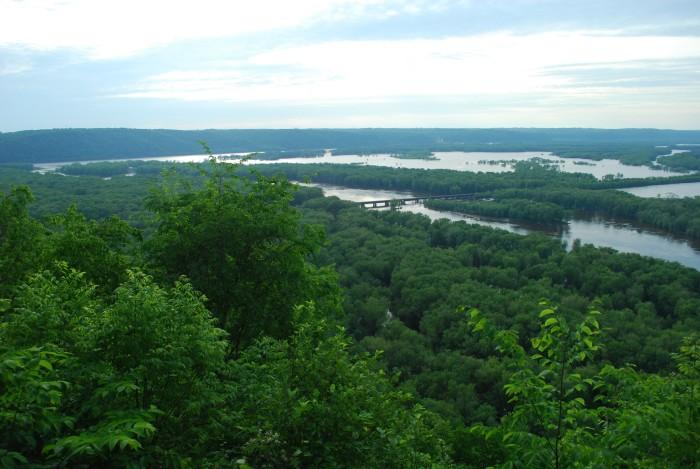 7. Wyalusing State Park