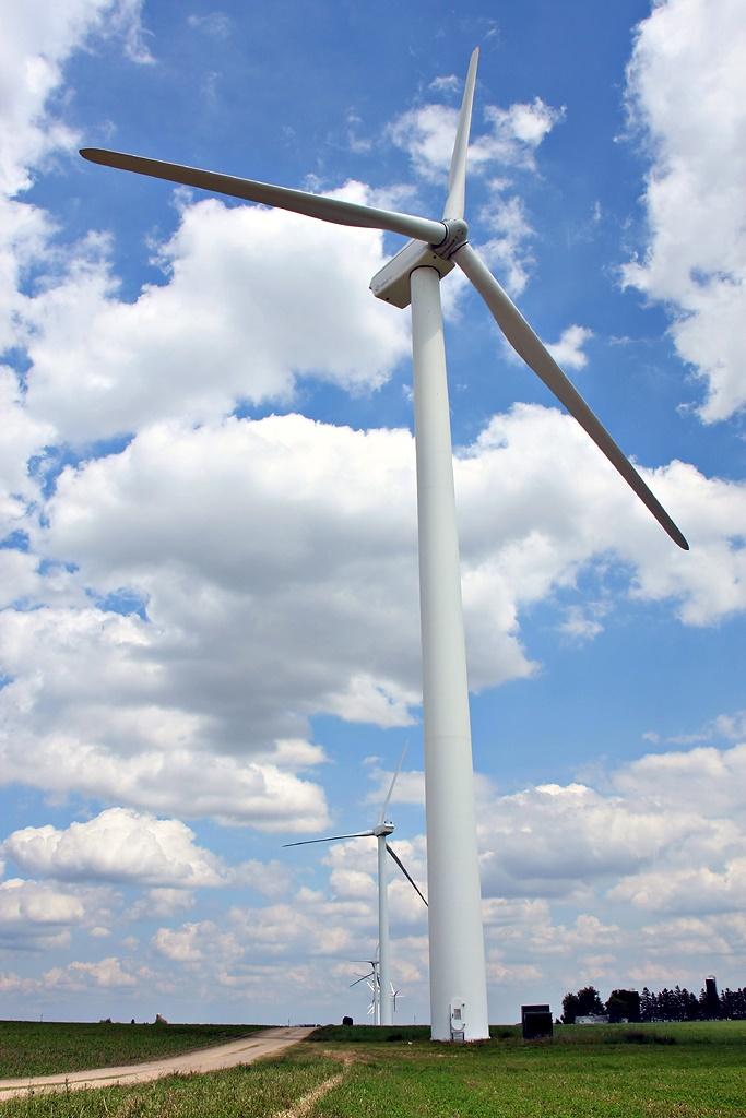 12. This Montfort windmill looks super-imposing.