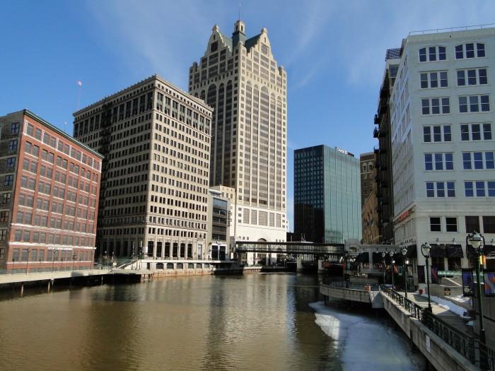 2. Milwaukee's Skyline