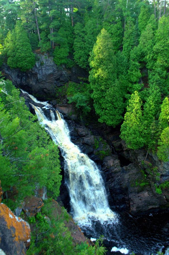 9. Big Manitou Falls