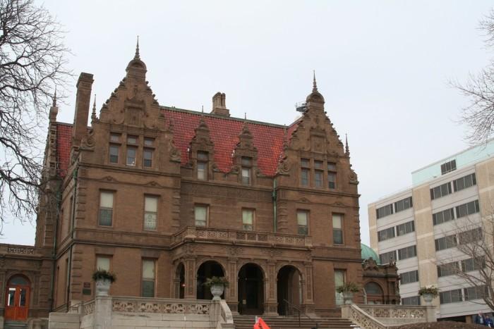 13. Pabst Mansion