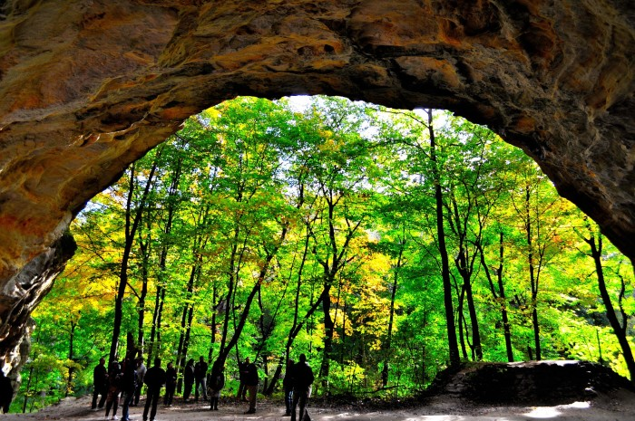 7. Starved Rock State Park