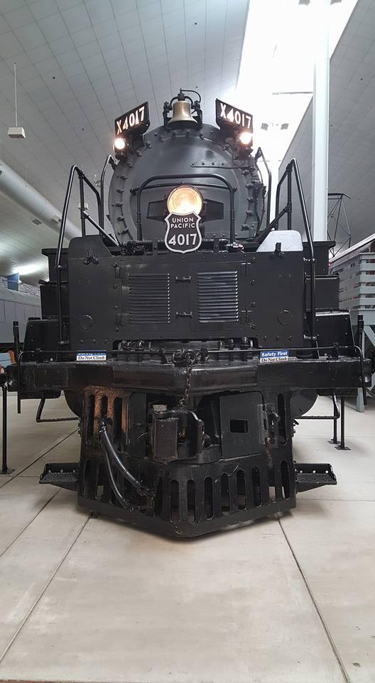 3. National Railroad Museum