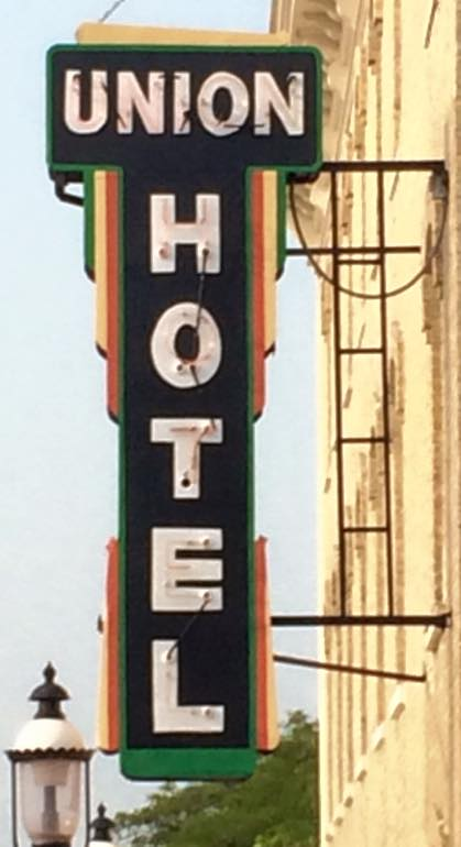 1. Union Hotel
