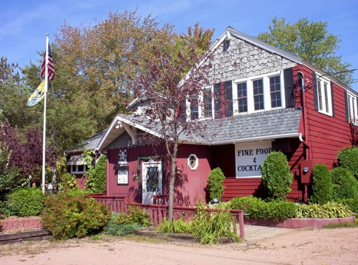7. Red Mill Supper Club