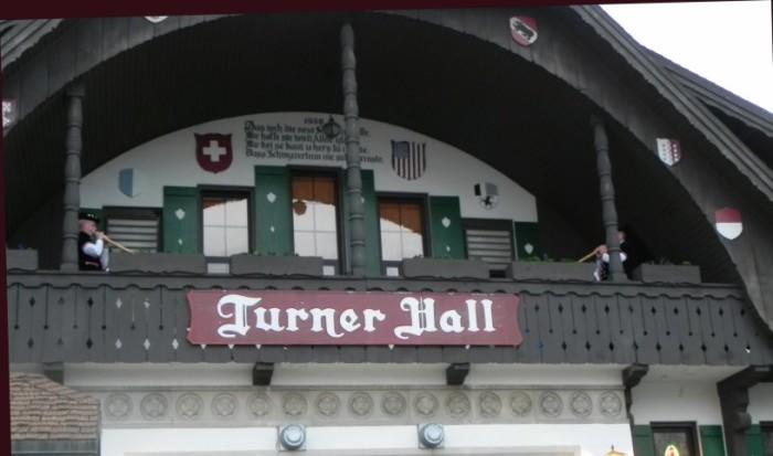 9. Turner Hall of Monroe