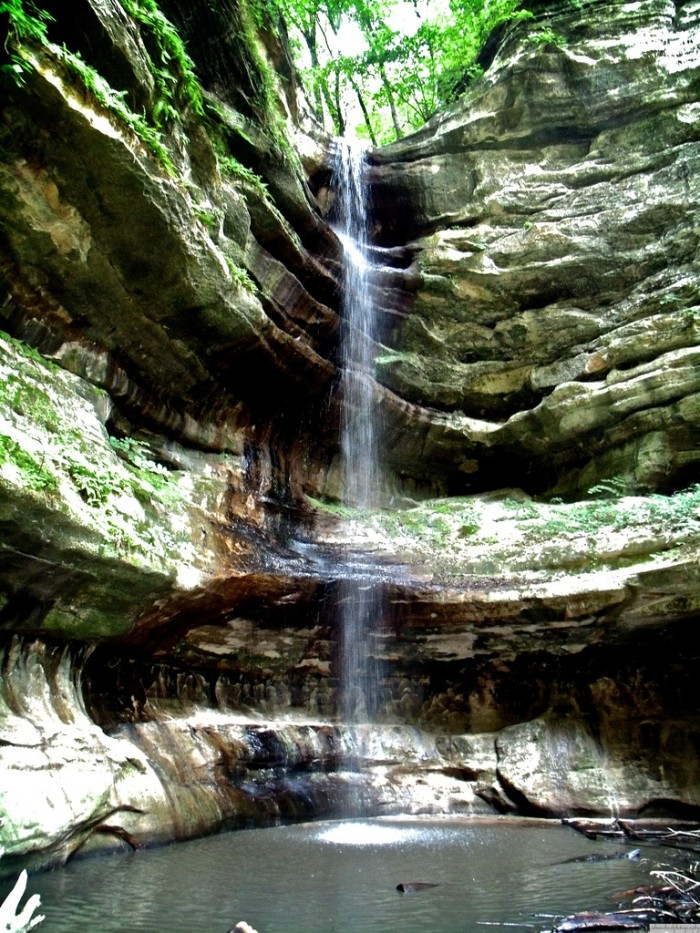 The Ultimate Illinois Waterfalls Road Trip