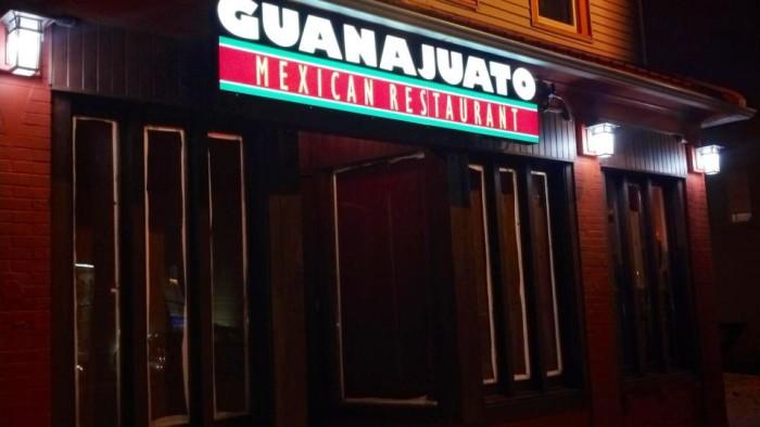 2. Guanajuato Mexican Restaurant