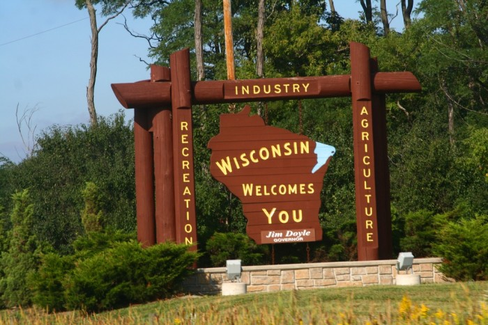10. You will never meet people who are as nice as the people in Wisconsin.