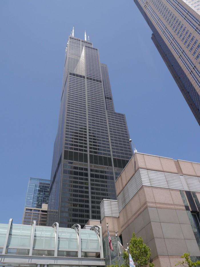 1. Willis Tower