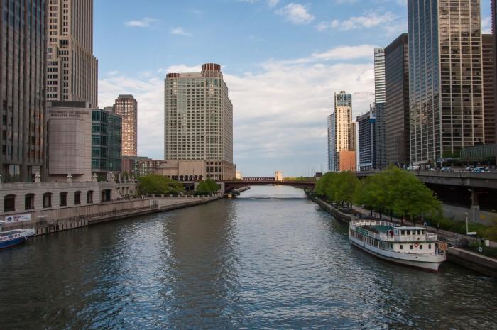 2. Chicago River