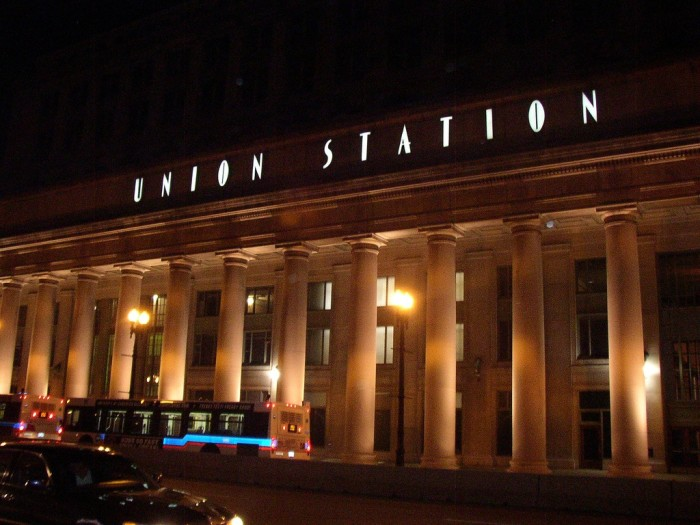 4. Union Station