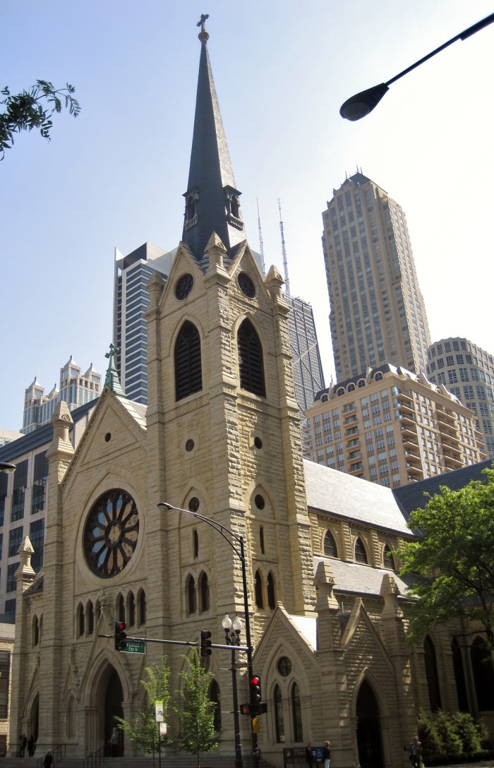 9. Holy Name Cathedral