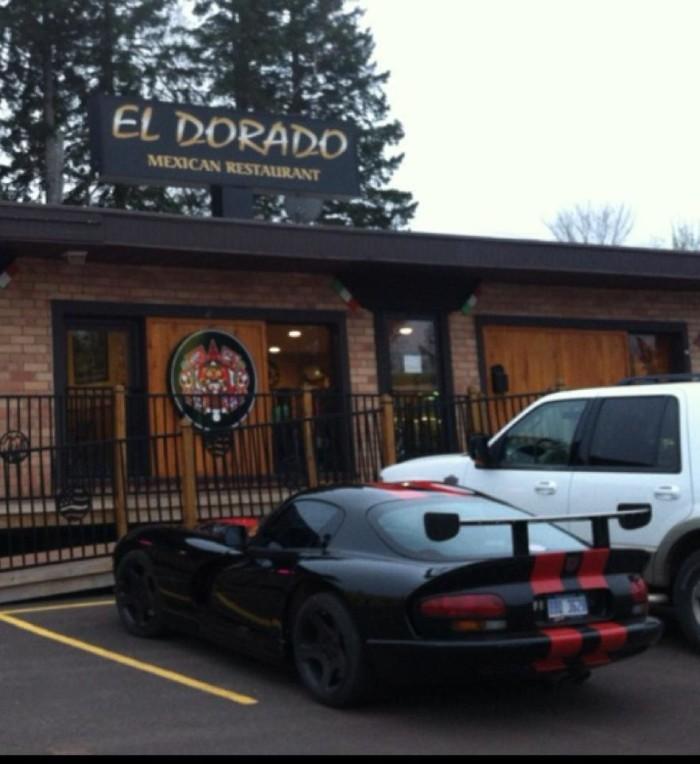 7. El Dorado Mexican Restaurant