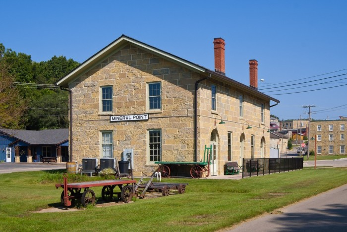 5. Mineral Point