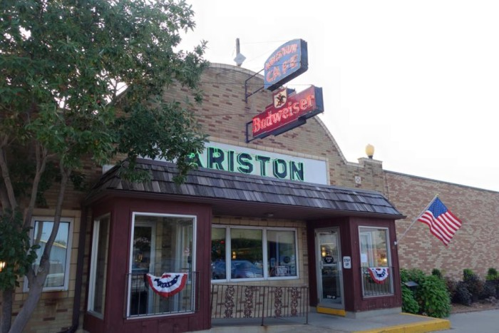 5. Ariston Cafe