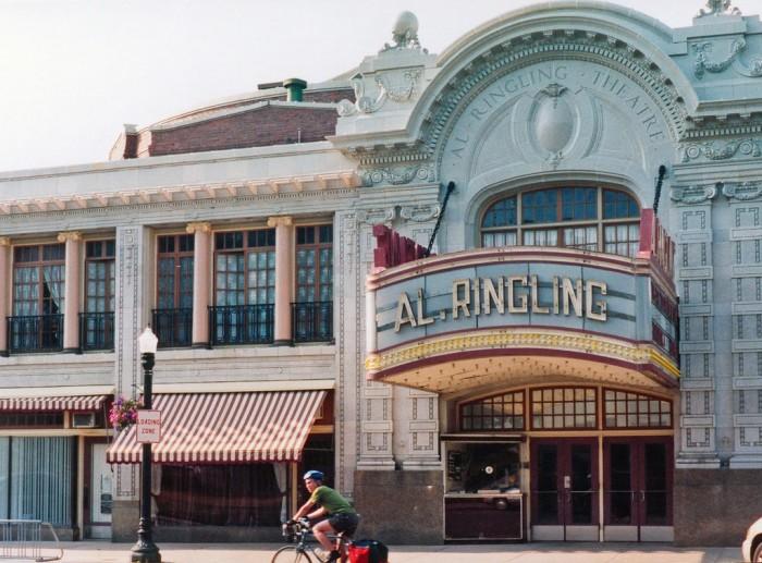 1. Al Ringling Theater