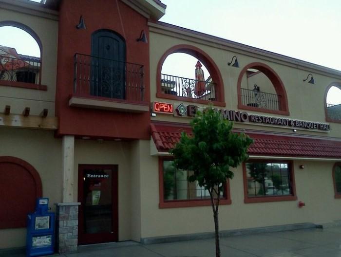 10. El Camino Mexican Restaurant