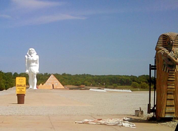 1. Pyramid Home