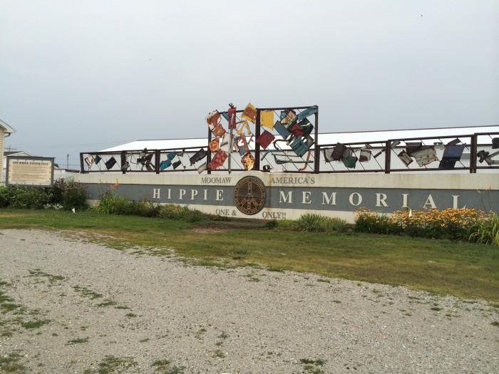 2. Hippie Memorial