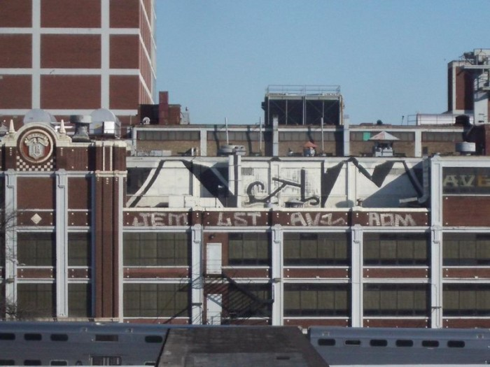 7. Abandoned Brach's Candy Factory