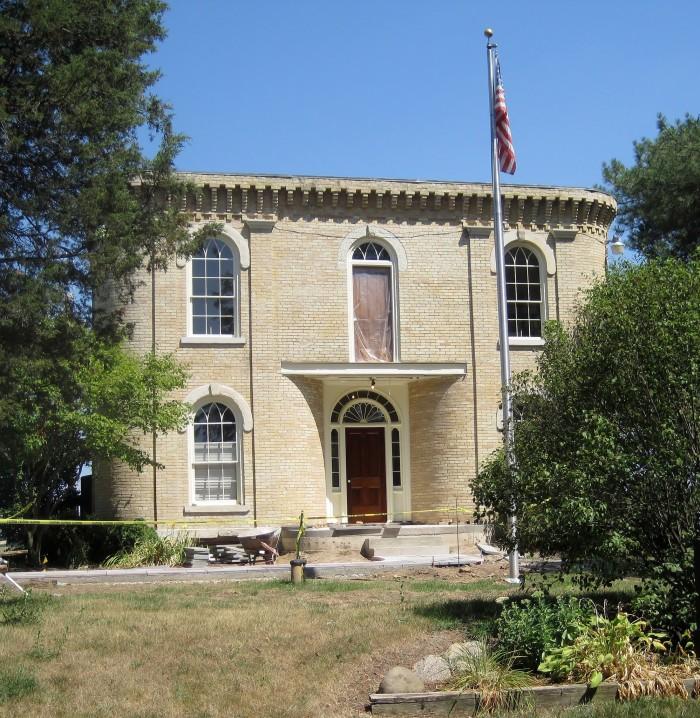 10. Stickney House
