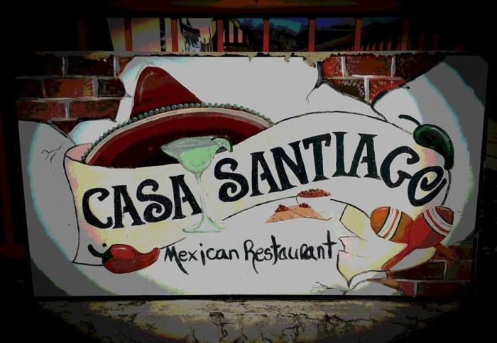 3. Casa Santiago Mexican Restaurant