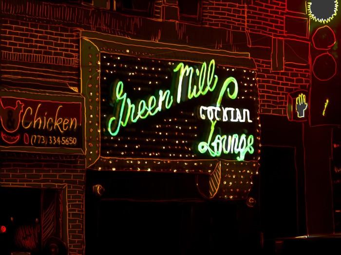 7. Green Mill