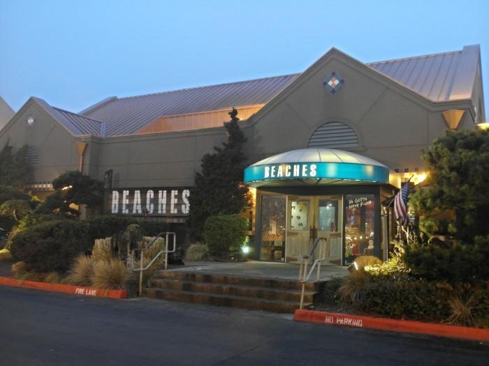 14. Beaches Restaurant & Bar, Vancouver