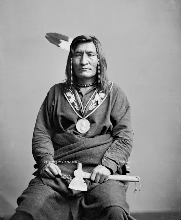 1. The state's name is derived from the Ojibwa Indian language.