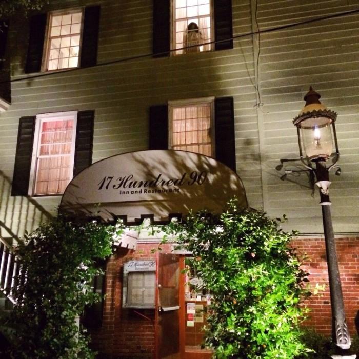 8. 17Hundred90 Inn—307 E President St Savannah, GA 31401