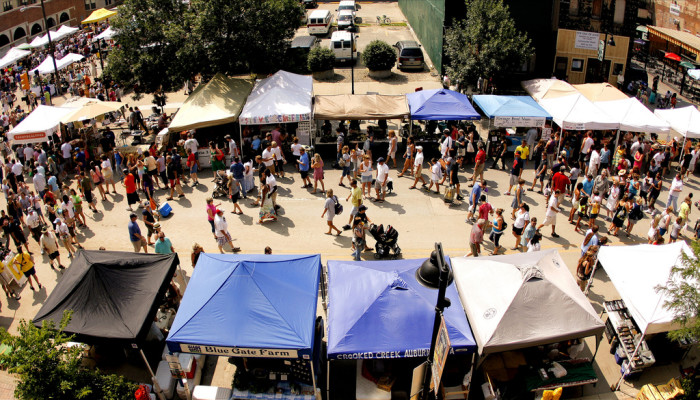 1. Downtown Farmers Market, Des Moines