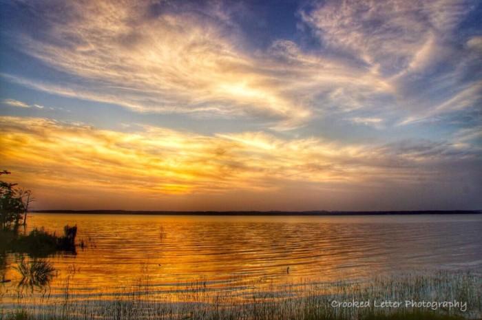 1. Sardis Lake, Lafayette, Panola, and Marshall Counties