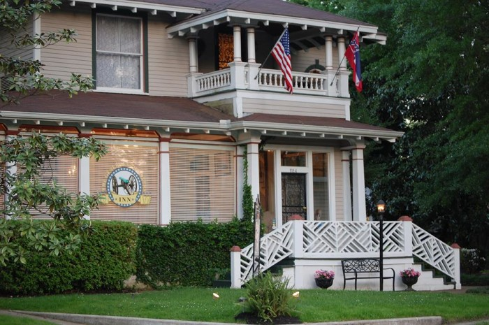 1. The Generals' Quarters Bed and Breakfast, Corinth