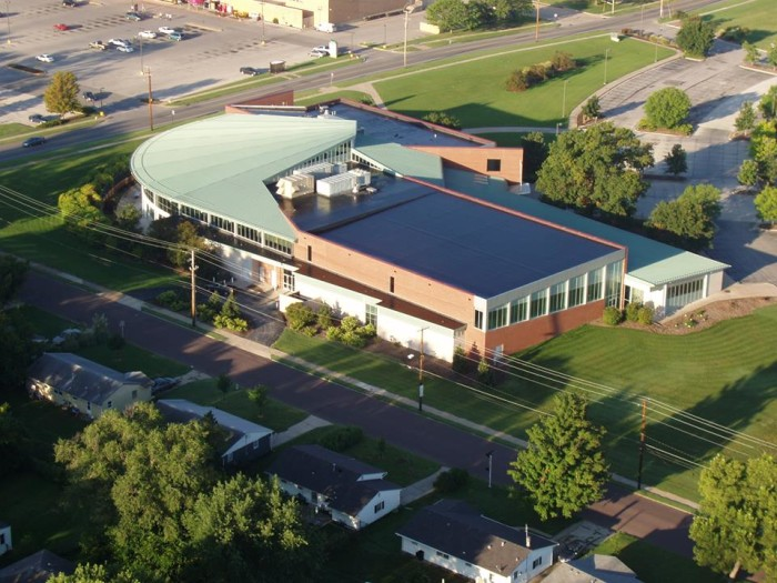 1.Activity and Recreation Center, Columbia