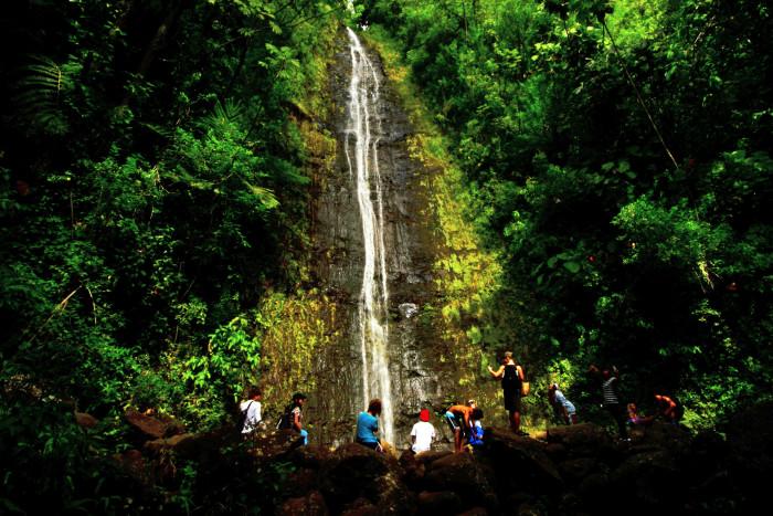 1. Manoa Falls