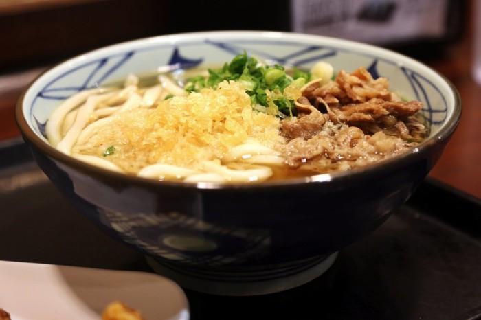 1. Marukame Udon #2