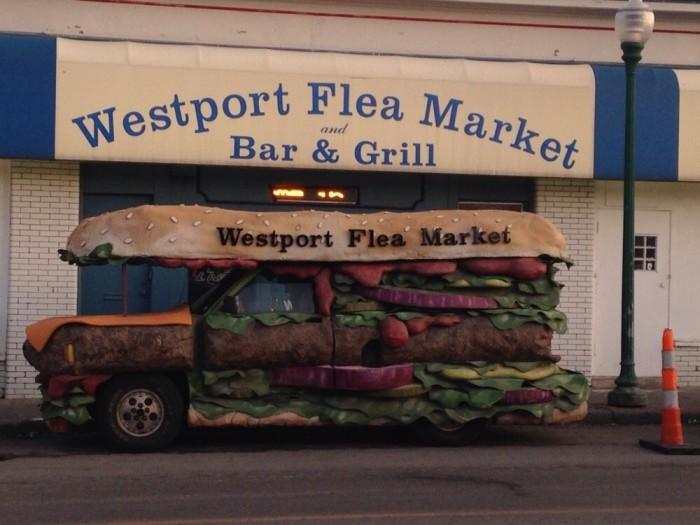 1.Westport Flea Market, Kansas City
